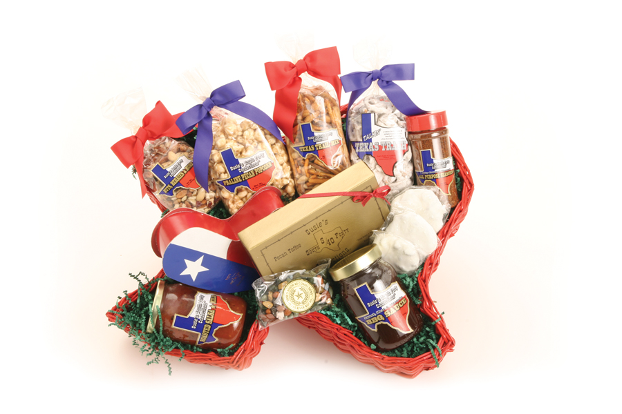 Susie's South 40 Texas Basket