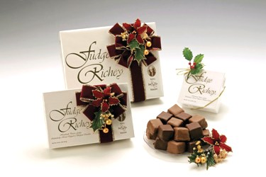 Fudge Richey� Chocolate Prefection 4pc, 8pc, 16pc
