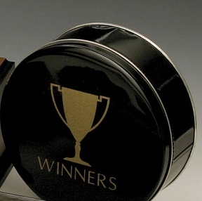 WINNERS� Tin 1lb 10ozs