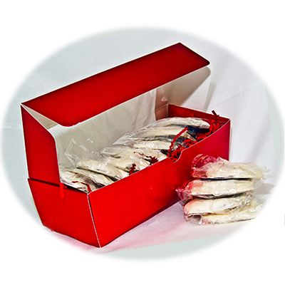 Dreamy� Pralines in a Holiday Red Gift Box