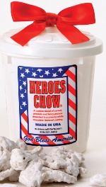 Heroes Chow in 12oz, or 32oz