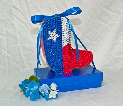 Texas Bling! Boot - n - Kickers�