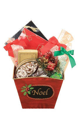 Susie's South Large Noel Bucket