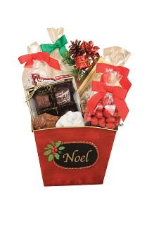 Susie's South Medium Noel Bucket