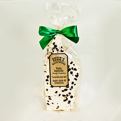 Vanilla Cappuccino Bark 8oz bag