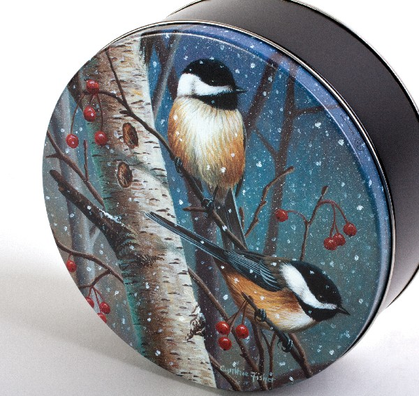 Chickadee Tin 2 lbs (Bite size)