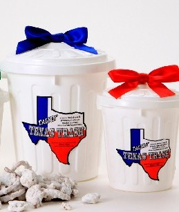 Talkin' Texas Trash Can in12oz or 32oz